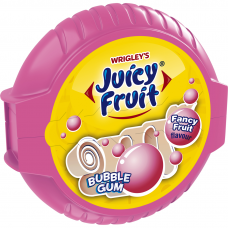 KOŠĻĀJAMĀ GUMIJA JUICY FRUITT TAPE FANCY FRUIT 56G