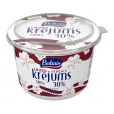 SKĀBAIS KRĒJUMS BALTAIS 30% 500G