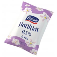 PANIŅAS TUKUMA PIENS 0.5% 0.9L PLĒVĒ