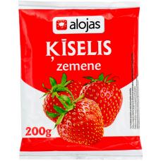 ĶĪSELIS ALOJA ZEMEŅU 200G