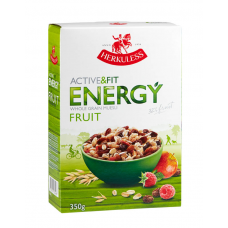 MUSLIS HERKULESS ENERGY ACTIVE UN FIT TRAD. AR AUGĻIEM 350G