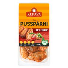 CĀĻU PUSSPĀRNI LIELISKIE FAS. 500G ĶEKAVA