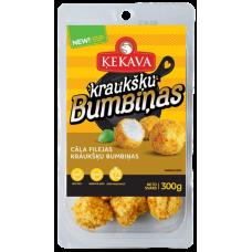 KRAUKŠĶU BUMBIŅAS ĶEKAVA CĀĻA FILEJAS 300G