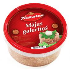 GALERTS MĀJAS 400G FAS. GPU NĀKOTNE
