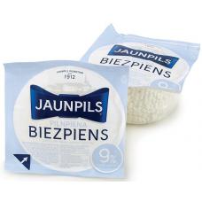 BIEZPIENS PILNPIENA 9% 275G JAUNPILS
