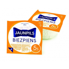 BIEZPIENS 5%  275G JAUNPILS