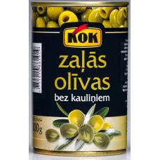 OLĪVAS KOK ZAĻĀS BEZ KAULIŅIEM 300G