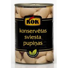 PUPIŅAS KOK SVIESTA KONSERVĒTAS 400G