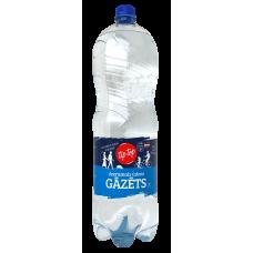 DZERAMAIS ŪDENS TIP TOP GĀZĒTS 2L PET