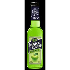 ALK.KOKT. SHAKE CLUB GREEN APPLE NEW 14.5% 0.275L