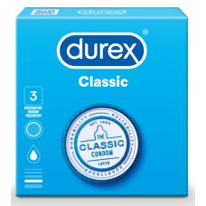 PREZERVATĪVI DUREX CLASSIC N3