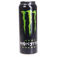 ENERĢIJAS DZĒRIENS MONSTER MEGA ENERGY 0.553L CAN