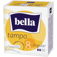 TAMPONI BELLA REGULAR 8GAB. EASY TWIST