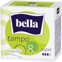 TAMPONI BELLA SUPER 8GAB. EASY TWIST