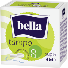 TAMPONI BELLA SUPER 8GAB. EASY TWIST