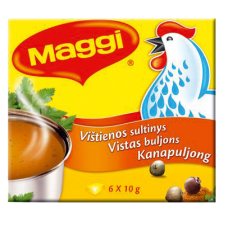 VISTAS BULJONS MAGGI 60G