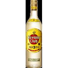 RUMS HAVANA CLUB 3 Y.O. 40% 0.7L