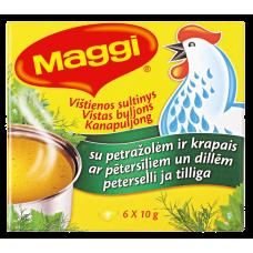 VISTAS BULJONS MAGGI AR DILLĒM-PĒTERSĪĻIEM 60G