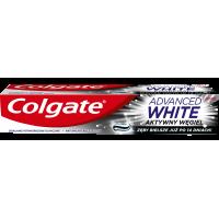 ZOBU PASTA COLGATE ADVANCED WHITE CHARCOAL 100ML